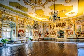 Cesky Krumlov Castle 2