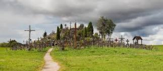 Hill of Crosses 1