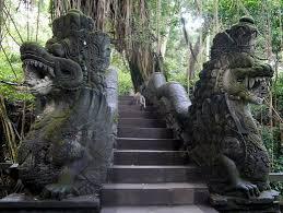Sacred Monkey Forest 1