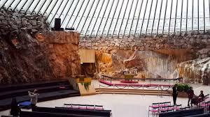 Temppeliaukio Kirkko 2