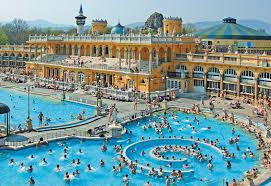 Thermal Baths at Budapest 1