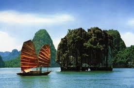 halong bay junk tour