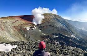 mount etna climb