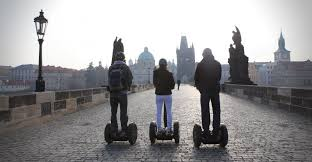 segway tour prague